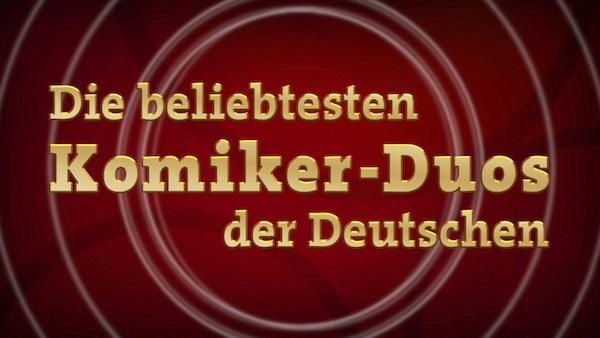 Bud Spencer und Terence Hill bei Die beliebtesten Komiker-Duos der Deutschen in der ARD